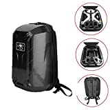 ZCDH RC Quadcopter Drone Outdoor Sport Travel Backpack Hard Shoulder Bag Carrying Case Box For DJI Phantom 2/ 3 Professional, Advanced, Standard, Black