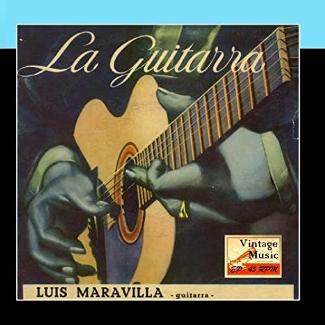 Vintage Flamenco Guitarra N??13 - EPs Collectors The Guitar by ...