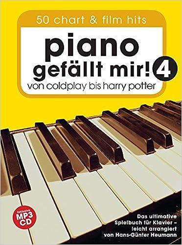 Book Hans-Günter Heumann: Piano Gefällt Mir! 4