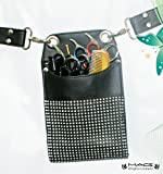 Mac Professional Hair Dressers Scissors Holder Holster /Pouch For Multi And Professional Use Mac-171