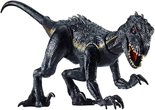 Jurassic World Basic Dino Velociraptor Figure