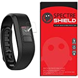 [8-PACK] Compatible with Garmin Vivofit 3 Screen Protector by Spectre Shield Full Coverage Invisible HD Clear Anti-Bubble Anti-Scratch Film