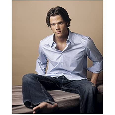 Supernatural Jared Padalecki As Sam Winchester At Photoshoot