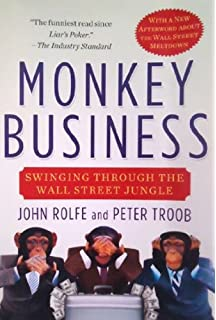 The fast track the insiders guide to winning jobs in management monkey business swinging through the wall street jungle fandeluxe Choice Image