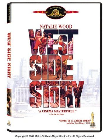 West Side Story (Full Screen Edition) by 20th Century Fox (Side Story Dvd West)
