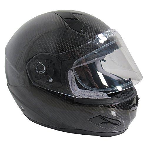 Anti Fog Visor Insert for Motorcycle Helmet Visor - Universal Design 3.74'' x 11.42'' by WeePro (Image #2)