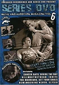 Series DVD: Metal and Hardcore, Vol. 6