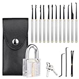 Professional practice Tools 15 Piece Multi-Tool Set and Training Kit for Beginners and Professionals