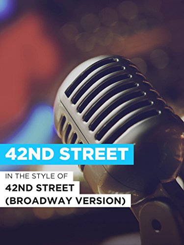 42nd Street - 42 Broadway And