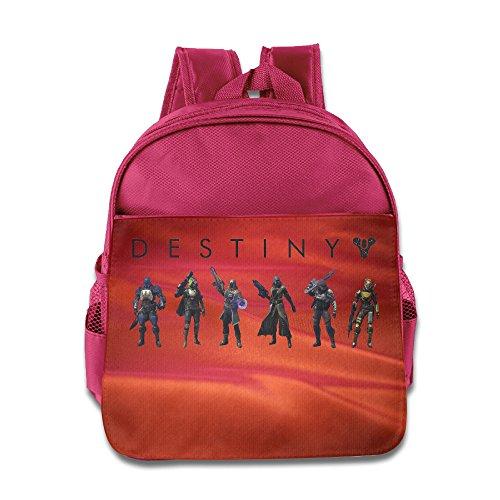 [MEGGE Destiny Plan Games Shot Beautiful Zipper Bag Pink] (Costume Quest 2 Player)
