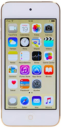 Apple iPod touch 128GB Gold (6th Generation)