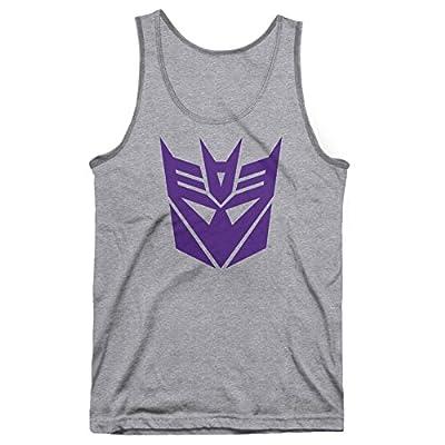 Transformers Decepticon Mens Tank Top