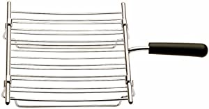 Dualit Chrome Warming Rack for Toaster