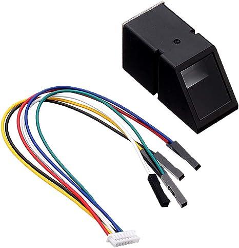 AS608//FPM10A Fingerprint Reader Sensor Optical Fingerprint Module For Locks