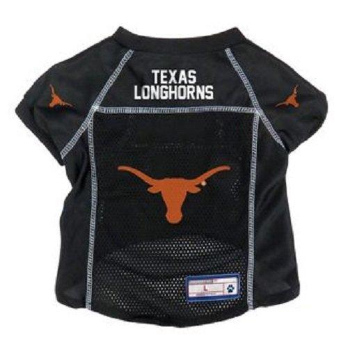 Littlearth NCAA Texas Longhorns Pet Jersey, Medium