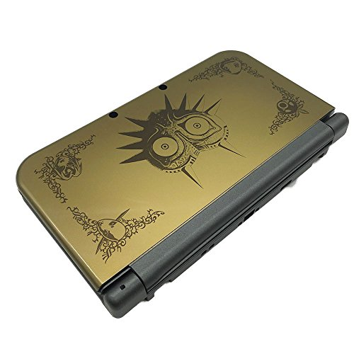 Housing New Cover (Nintendo New 3DS XL Zelda Limited Edition Case Replacement Full Housing Shell Case)