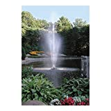 Scott Aerator Twirling Waters Fountain/Aerator - 1/2 HP, 115 Volt, 100-ft. Power Cord, Model# 13525