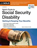 img - for Nolo's Guide to Social Security Disability: Getting & Keeping Your Benefits book / textbook / text book