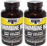 Yohimbine Hcl Supplements Vegetarian Capsules Primaforce (90x2)