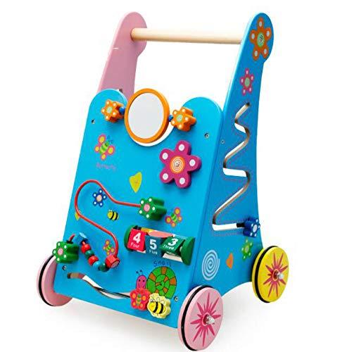 【国内在庫】 3歳 赤ちゃん 多機能 早期教育 木製 子供 悪化 ウォーカー トロリー 悪化 B07GXLFLN1 多機能 子供 学習 おもちゃ B07GXLFLN1, TODAY IS THE DAY:2e9c0fa4 --- a0267596.xsph.ru