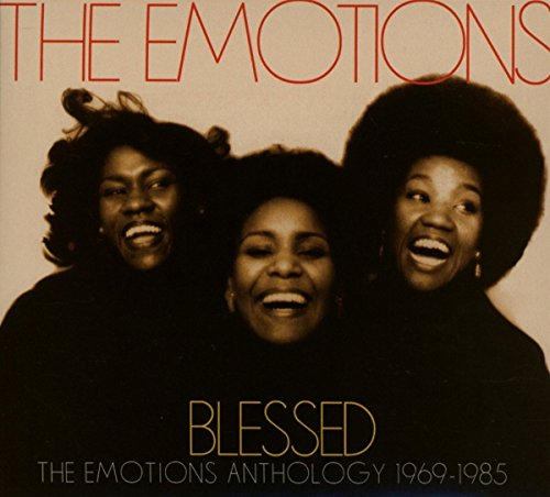 Emotions - I Should Be Dancing