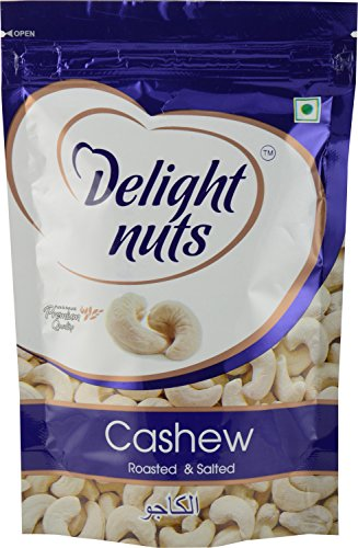 Delight Roasted and Salted Cashew, 200g