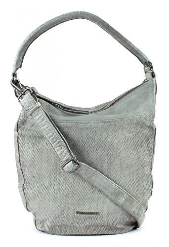 FredsBruder Central Beuteltasche grey_grey x