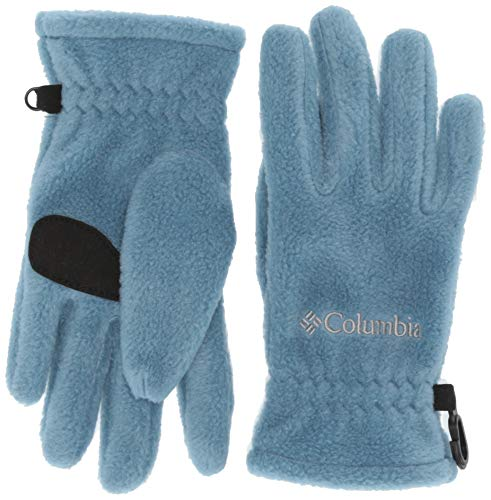 Columbia Kids Fast Trek Glove, Blue Heron, Large