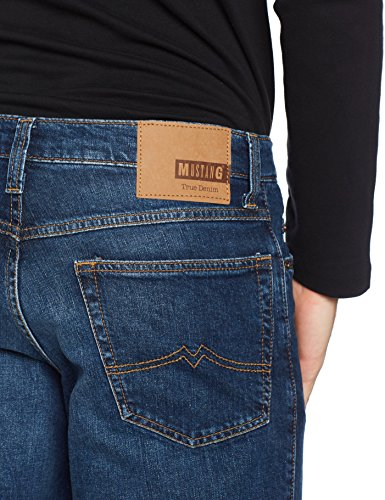 Mustang 882 Blu dark Uomo Oklahoma Jeans Slim 5000 qPq01ZH