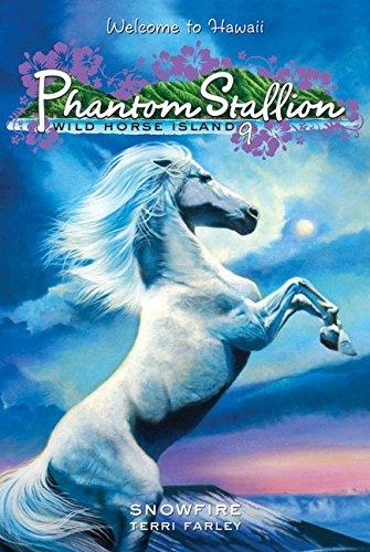 Download Phantom Stallion: Wild Horse Island #9: Snowfire pdf