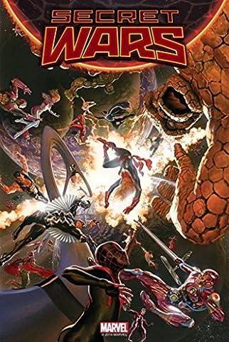 Secret Wars #1 (Dynamic Forces, Alex Ross Signature) (Alex Hickman)