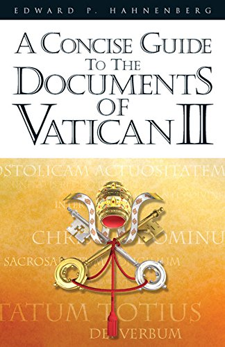 Abbey Messenger - A Concise Guide to the Documents of Vatican II