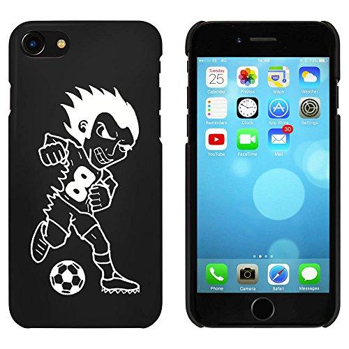 Noir 'Footballeur' étui / housse pour iPhone 7 (MC00058139)