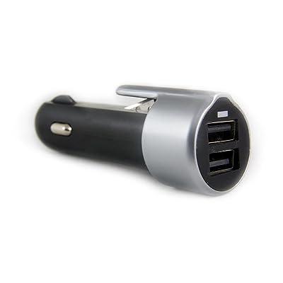 Xscape Dual USB Cargador para el Coche con Seguridad ...