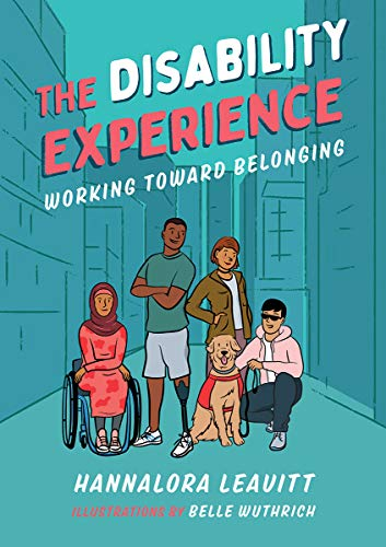 Book Cover: The Disability Experience: Working Toward Belonging