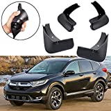 mud flap crv - SPEEDLONG 4Pcs Car Mud Flaps Splash Guard Fender Mudguard for Honda CR-V CRV 2017 2018-Up