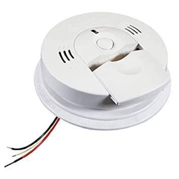 Amazon.com: Kidde 21006377 - Alarma de humo y CO (120 V, BAT ...
