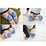 Baby Knee Pads Cotton Baby Crawling Knee Pads for