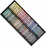Rembrandt Pastel Set - 60 Assorted Pastels in a Limited Wood Box