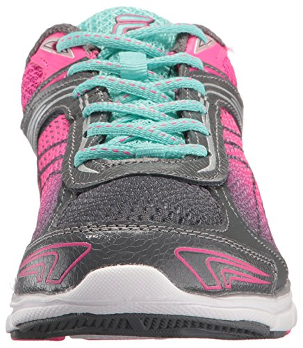 Women's Shoe Blue Narrow Aruba Pink Memory Fila Cross Castlerock Escape Glo Trainer HCqCfd