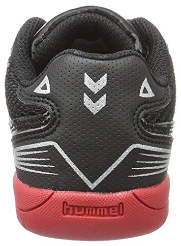 Hummel - Zapatillas de deporte, Unisex Negro (Black)