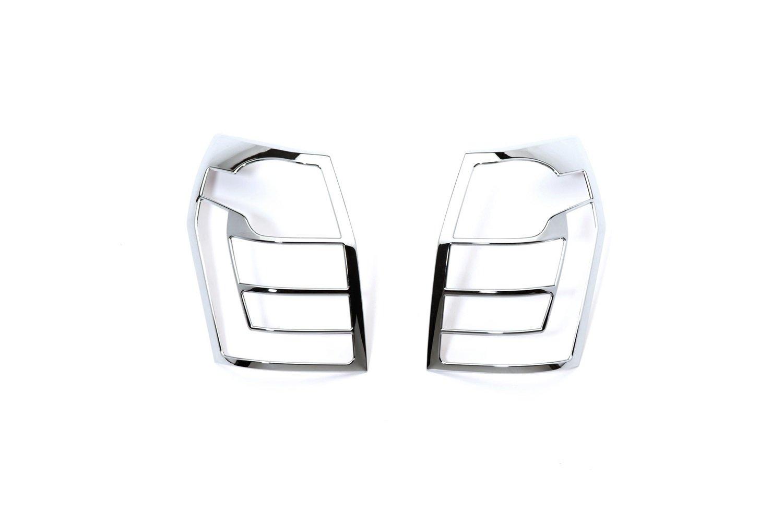 Putco 402811 Chrome Trim Tail Light Cover