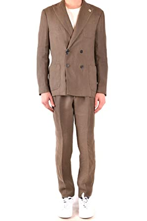 LARDINI Luxury Fashion Hombre EG468AVEGR52207416TC Marrón ...