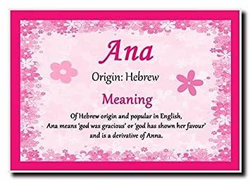 was bedeutet der name anna
