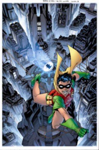 Robin, The Boy Wonder: A Celebration of 75 Years ()
