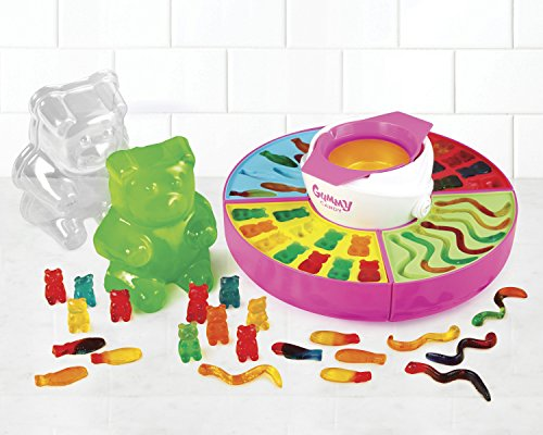 082677712998 - Nostalgia GCM600 Electric Giant Gummy Candy Maker carousel main 1