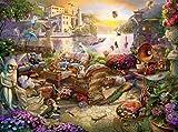 Ceaco Seek & Find Italian Terrace Puzzle - 1000Piece