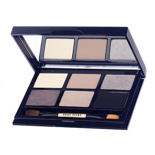 Bobbi Brown Soho Chic Eye Palette 0.31oz,9g Makeup Eye Shadow Limited (0.31 Ounce Palette)