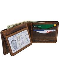 Hanks Belts Deluxe Bifold Wallet Basic Facts