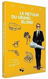 Blond Chaussure Le Grand Une NoirePierre Richard Avec 4A3L5Rj